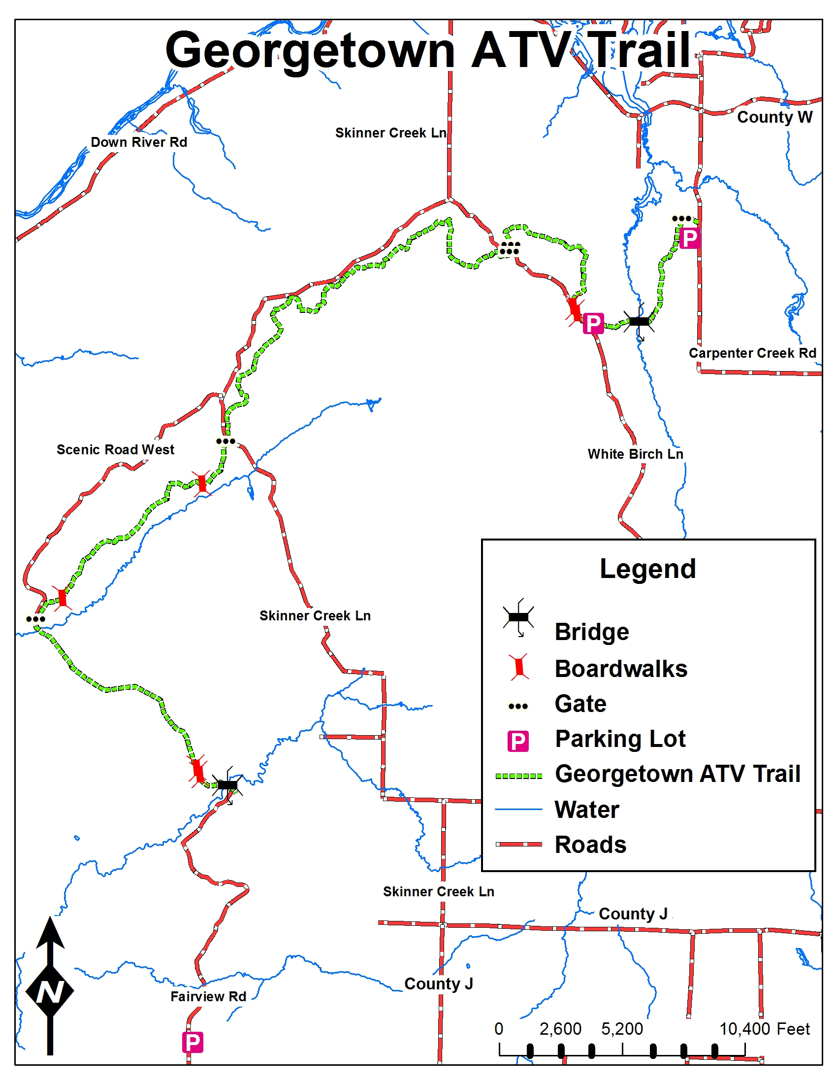 Motorized Trails | Price County, WI - Official Website