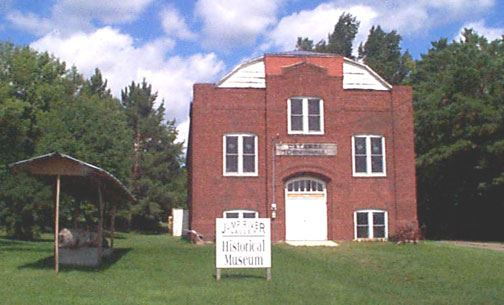 Jump River Valley Historical Society Museum