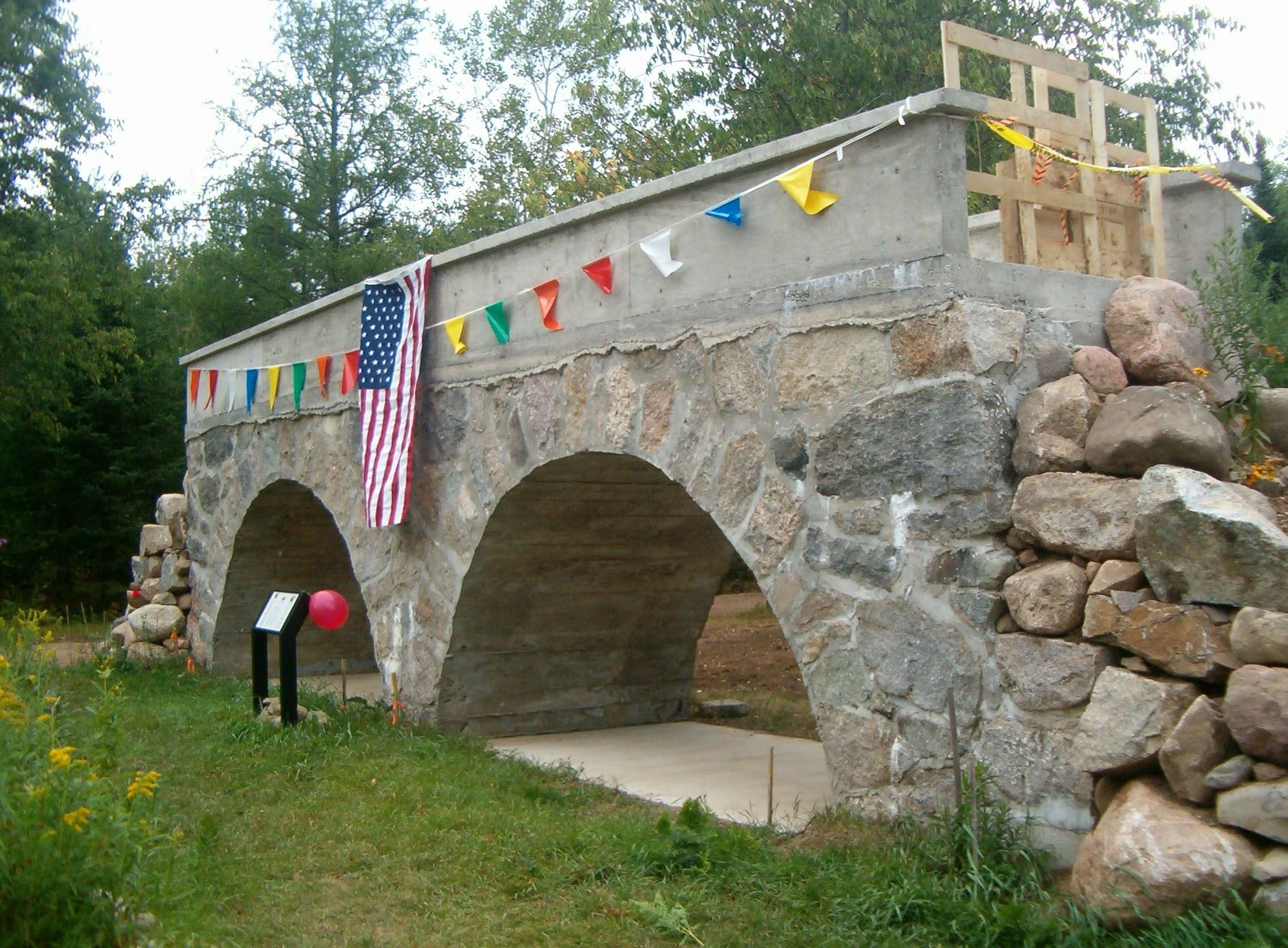 Spirit Memorial Bridge 2008