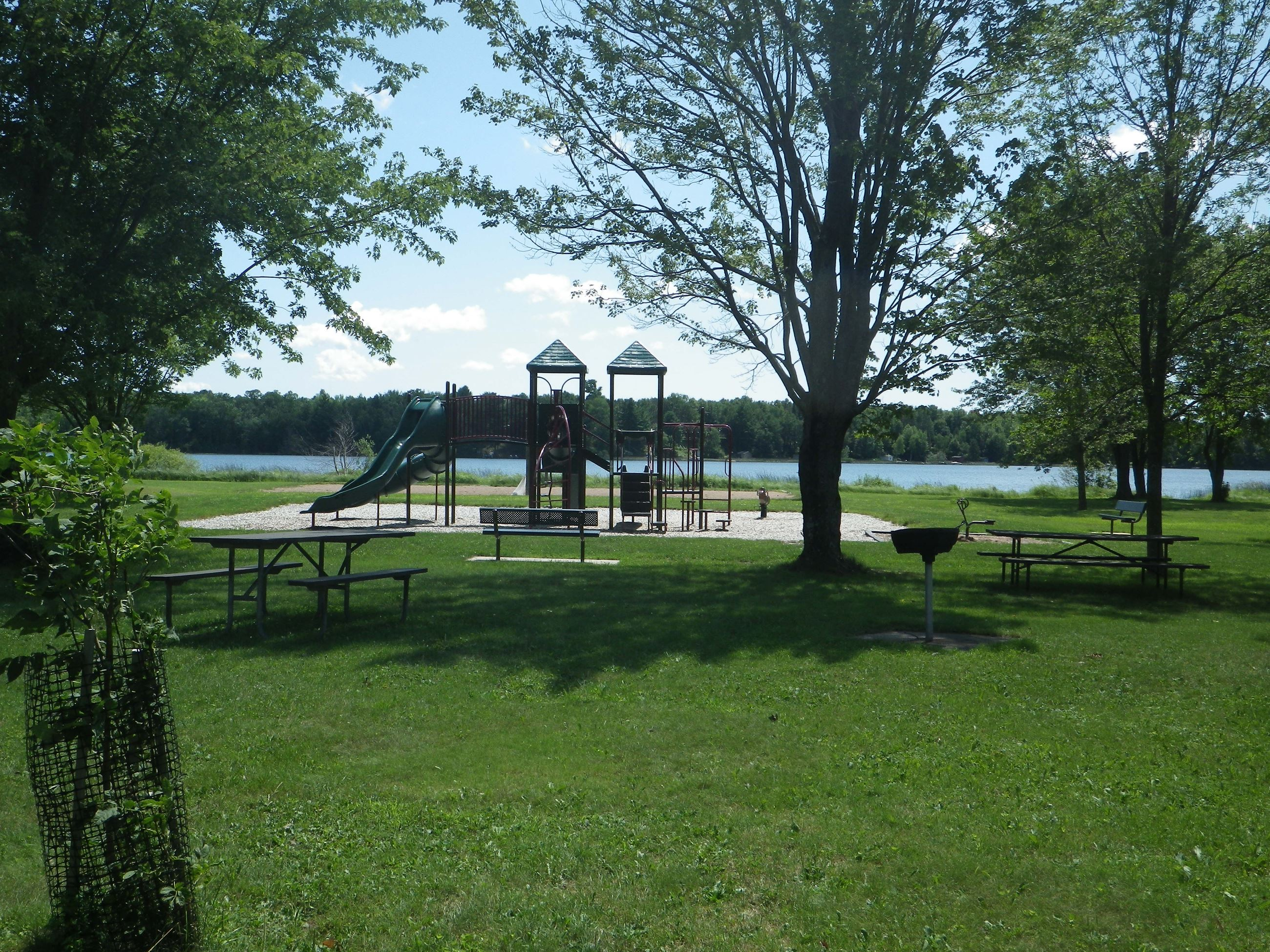 Conners Lake Picnic Area - Playgrd  Equip 2
